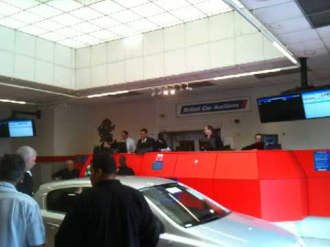 British Car Auctions/London/Enfield