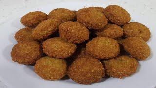 طريقة عمل الفلافل العراقية على طريقة المطاعم