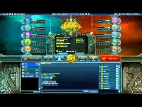 HoN All Heroes Gold Hack WORKING 25_11_ 2011 (Hack free account up to legacy)