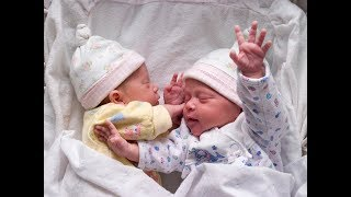 Funny Babies Dancing - Funny Twin Baby Dance Compilation - Funny Baby Dancing Video