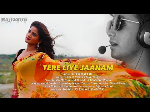 Tere Liye Jaanam Hindi Song || Prince || Siya ||  Ansari Mohsin || Santwana