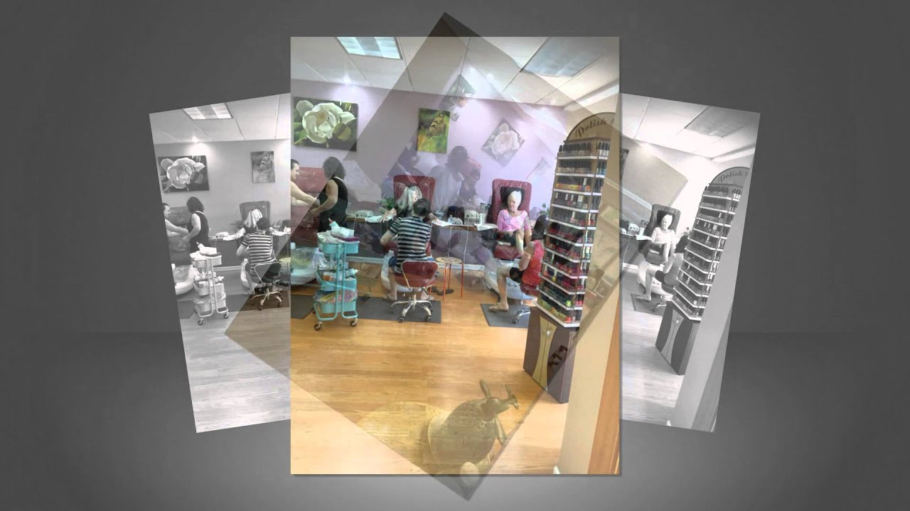 Uptown Nails in Issaquah WA 98027 (1307) - YouTube