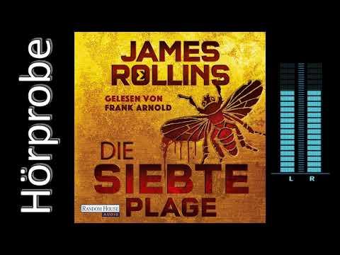 Die siebte Plage YouTube Hörbuch Trailer auf Deutsch