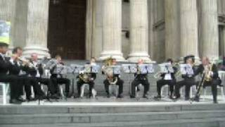 "LSO Brass Ensemble - London - Video 6 - ""Blues March"" - Raymond Premru"