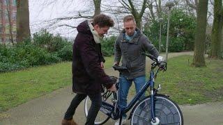 Handige gadgets voor fietsers (uit Bright TV)