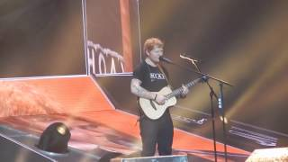 Ed Sheeran - What Do I Know? - Stockholm March 30th 2017