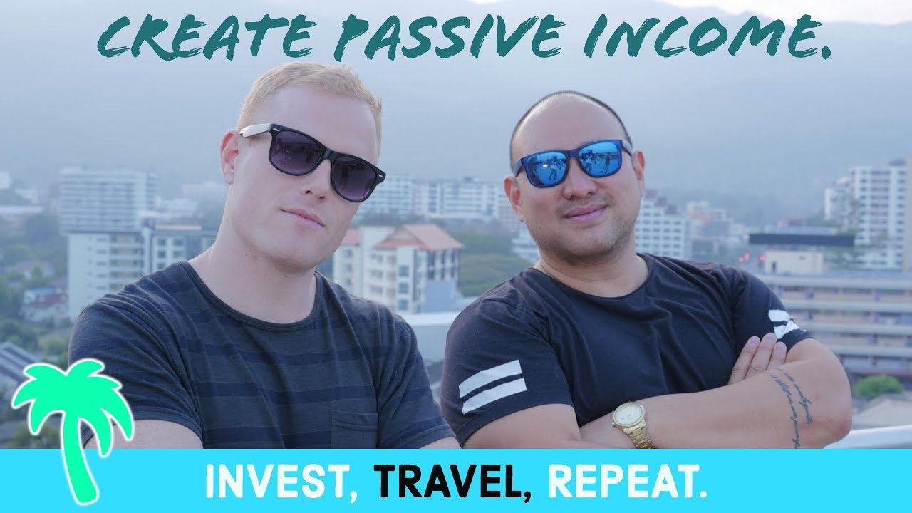 How to Create Passive Income Online w/ Johnny FD of Travel & Invest Like a Boss Podcast