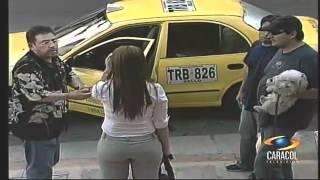 Taxi con Sobrecupo 2 lindas Paisas También Caeras  www.Face...