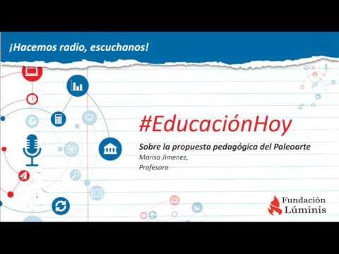 Educación Hoy: Entrevista a Marisa Jimenez