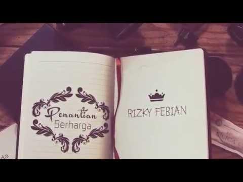 Rizky Febian - Penantian Berharga (Lirik)