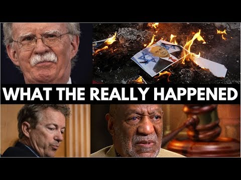 Bill Cosby GUILTY, Trump Hides BIG Secret, Rand Paul MAJOR Flip Flop!