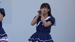 場所 中央ふ頭イベントバース 城木怜美さんをメインに撮影 1曲目 全速前...