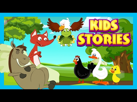 Kids Stories - Short Kids Stories || Bedtime Stories For Kids - Learning English Stories