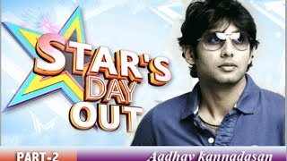 Actor Aadhav Kannadasan in Stars Day Out - Part 2 (17/05/2014)