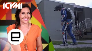 ICYMI: 3D-printed meds, old-man exoskeleton and more