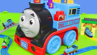 Thomas and Friends Unboxing: Biggest Mega Bloks Train Railway Playset | Toy Trains for Children