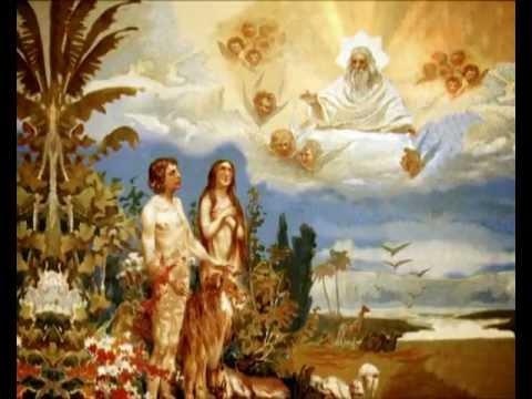 Сотворение Адама и Евы