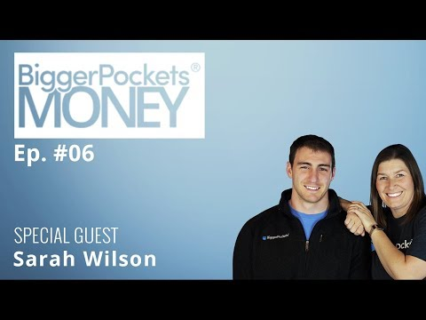 Fearlessly Paying off Massive Student Debt on $30,000 per Year with Sarah Wilson | BP Money 06