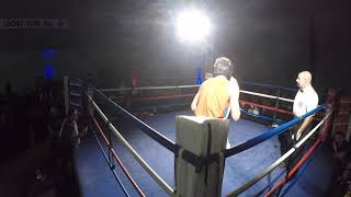 Ultra White Collar Boxing | Aldershot | Alex Penny VS Billy Smith