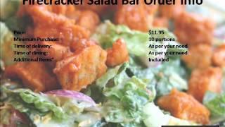 Firecracker Salad Bar Catering In Atlanta