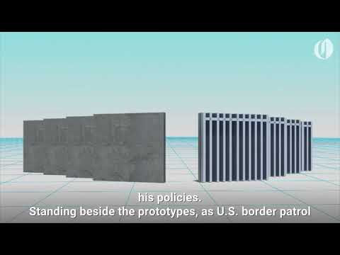Trump Makes Border Wall Visit To California