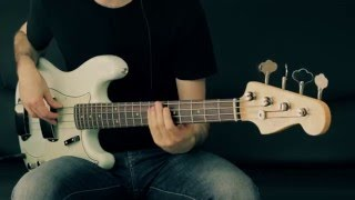 Rare Earth - I Just Want To Celebrate - Bass Cover - Bruno Tauzin