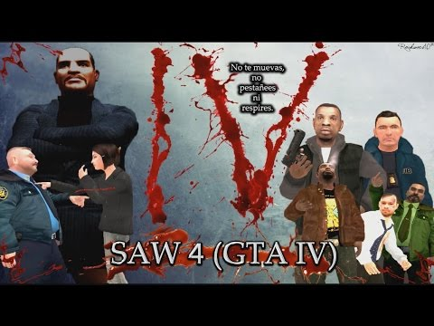 """SAW 4 (GTA IV)"" Loquendo"