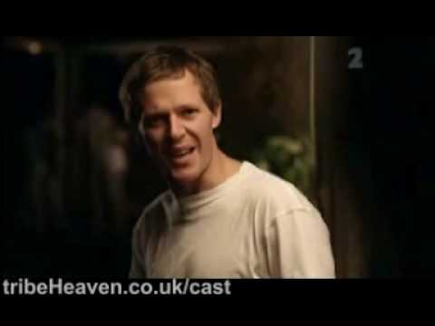 The Cult - TVNZ - Dwayne Cameron as Nathan