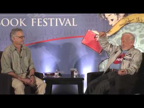 Buzz Aldrin: 2015 National Book Festival
