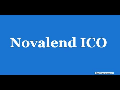 NOVALEND ICO   INTERVIEW WITH THE CEO (Ulysses Dadon)