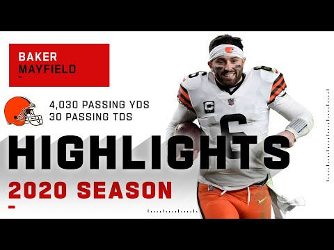 Baker Mayfield Full Season Highlights | NFL 2020