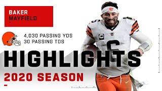 Baker Mayfield Full Season Highlights