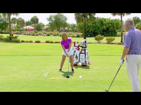 School of Golf: Bottle Drill for Long Driving | Golf Channel