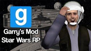 Destroy the Star Destroyer (Gmod Star Wars RP)