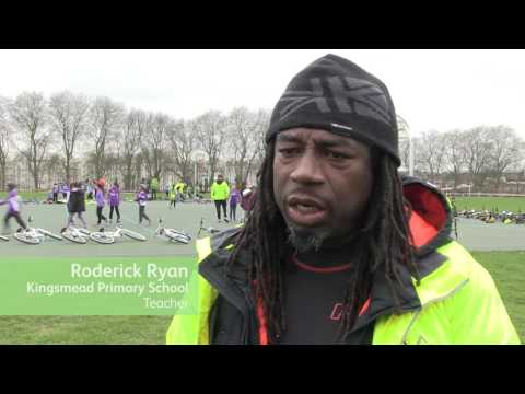 The Young Hackney Primary School Cycling League - Catalysing children's cycling in Hackney