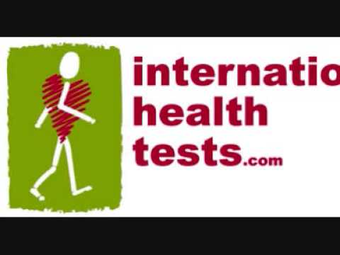 Web Design In Galway Web Design Company Galway - INternational Health Tests