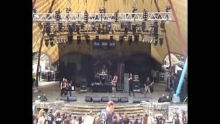 SAPIENCY - Unknown enemy - live at METALFEST / LORELEY 2012
