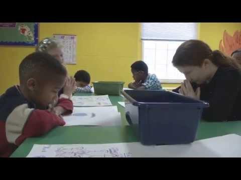 United Methodist Children on Prayer