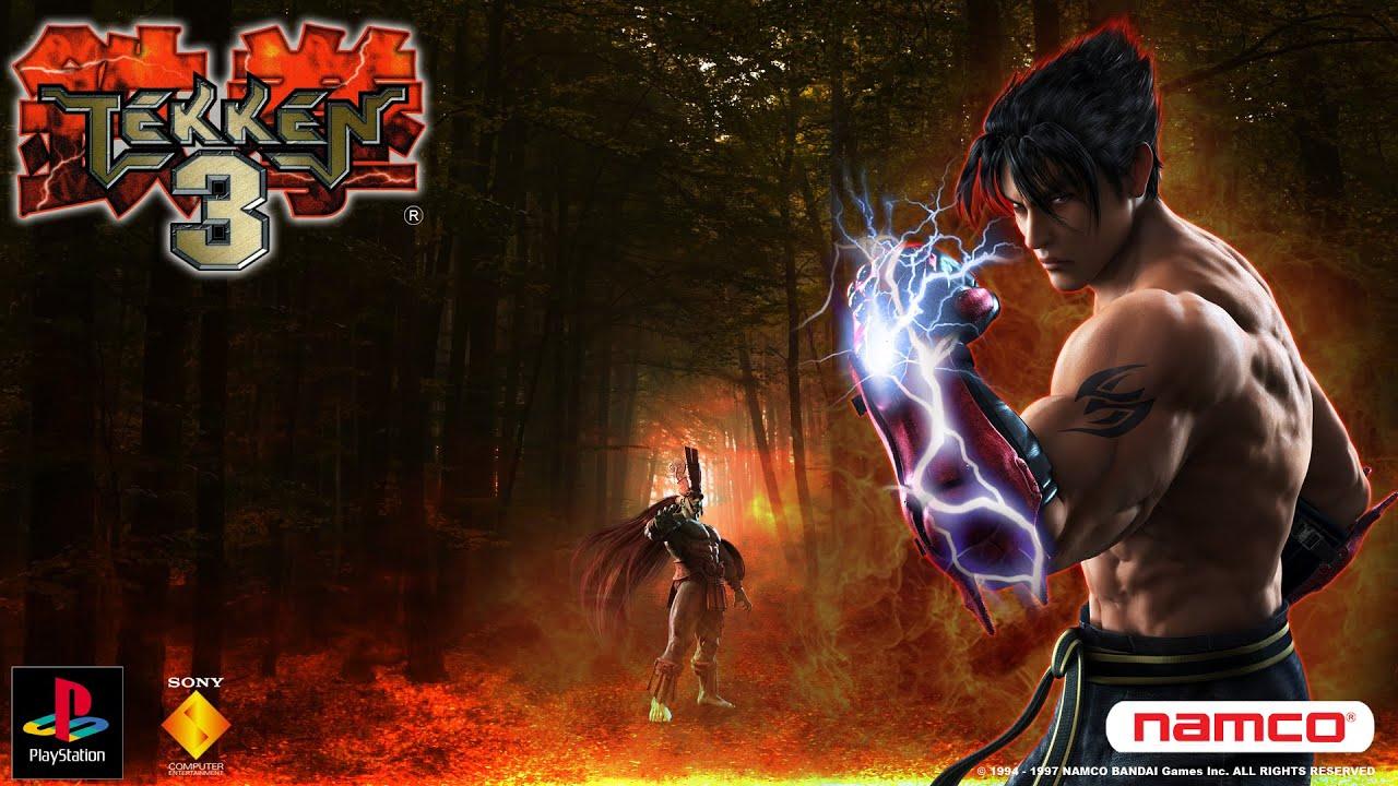 Tekken 3 La Storia Di Yoshimitsu Youtube
