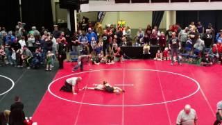 Nolan USA state 2017 vs 2nd place Brett
