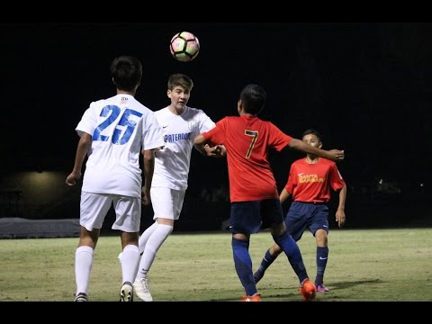 '03: Pateadores Academy vs Santa Barbara Soccer Club