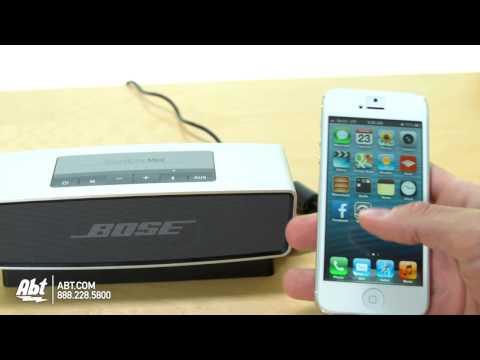 Bose SoundLink Mini Bluetooth Speaker SLMINI : Bose at...