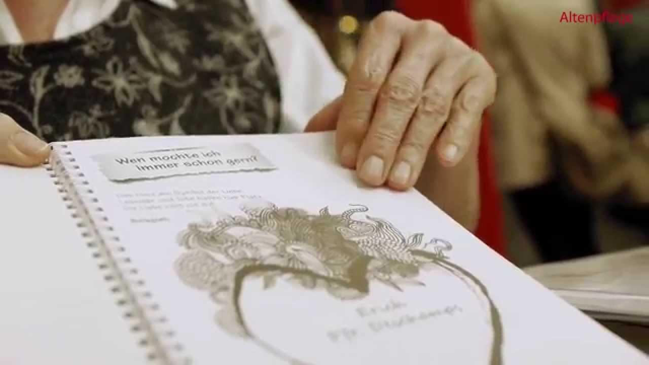 Gedankenbaum Aktivierung Altenpflege Youtube