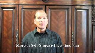 Scott Meyers Self Storage Investing - How To Start A Self Storage Business