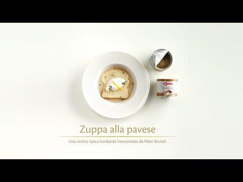 Ricetta - Zuppa alla pavese - BAUER