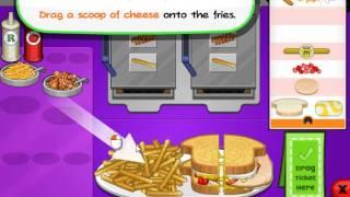 Papa's Cheeseria (Папа Луи: Сендвичи) - прохождение игры