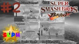 Let's Race: Super Smash Bros. Brawl - Part 2