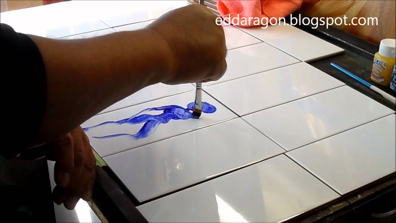 Blues on tiles painting on ceramic tiles with edd aragon 2012 blues on tiles painting on ceramic tiles with edd aragon 2012 dailygadgetfo Choice Image