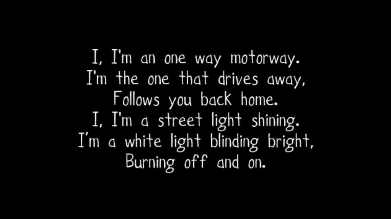 Foo Fighters - Times Like These lyrics - YouTube