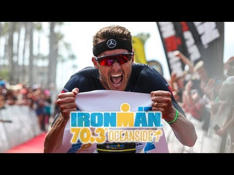 Ironman 70.3 Oceanside Mix up || Frodo & Sanders Interview